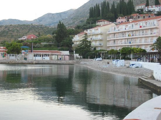Smart Selection Hotel Epidaurus All Inclusive: Right on the beach