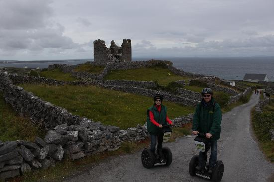 Segway Adventures Ireland: Segway trip of Inis Oirr