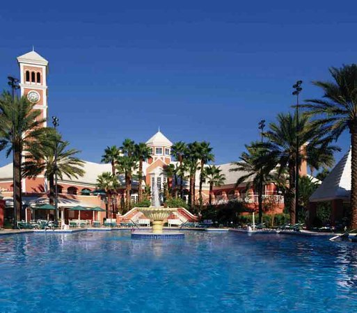 Hilton Grand Vacations at SeaWorld: Pool