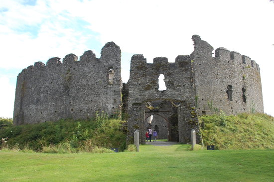 Restormel Castle: Castle