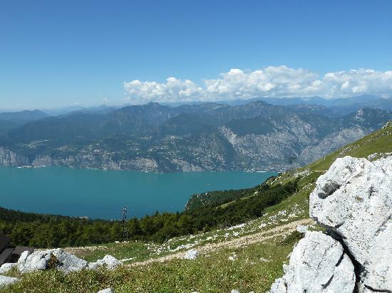 Tignale, Italy: Lake Garda