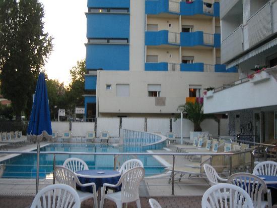 Hotel Kursaal : Piscine