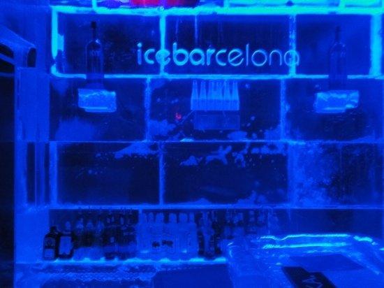 Icebarcelona: icebar