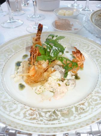 Restaurante Mozart: A scrumptious starter