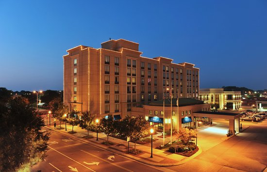Hilton Garden Inn Virginia Beach Town Center VA 2018 Hotel Review