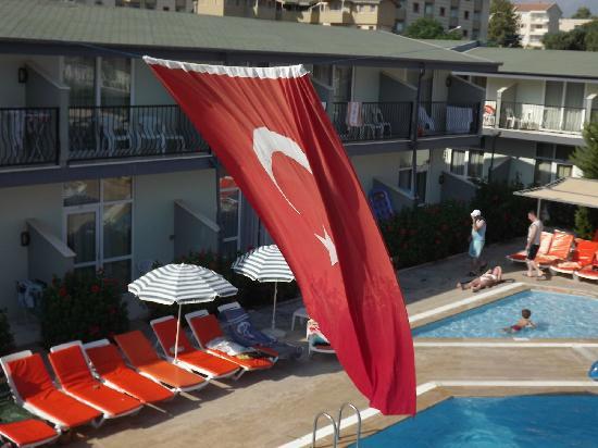 Sun Club Side: pool
