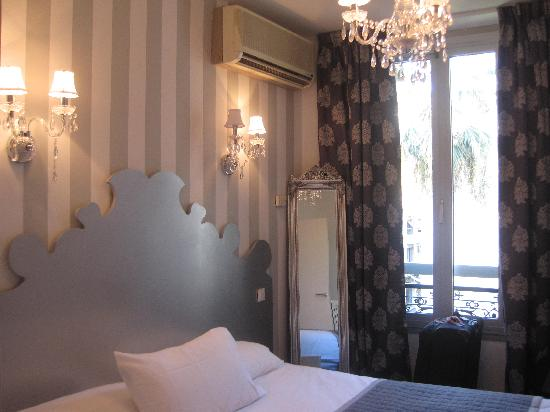 Hotel La Villa Nice Promenade: Habitación en La Villa Promenade