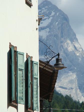 Hotel Montana : Cortina