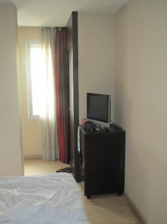 NH Belagua: room