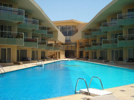 Valtur Club: piscina condominiale