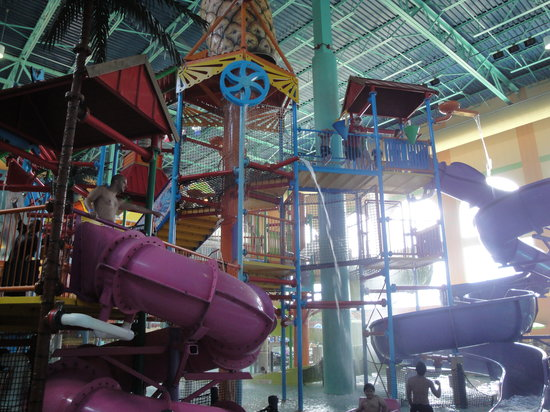 KeyLime Cove Indoor Waterpark Resort: waterpark