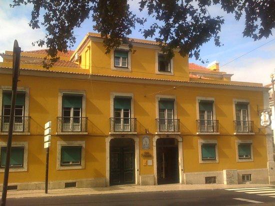 Casa De Sao Mamede : Facade