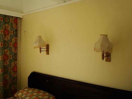 شدوان غولدن بيتش ريزورت: Hotel Kinkygraffiti