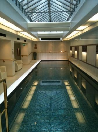 Swimming pool picture of town hall hotel london - Apartments with swimming pool london ...