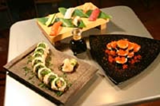 Sushi Rock and Trio