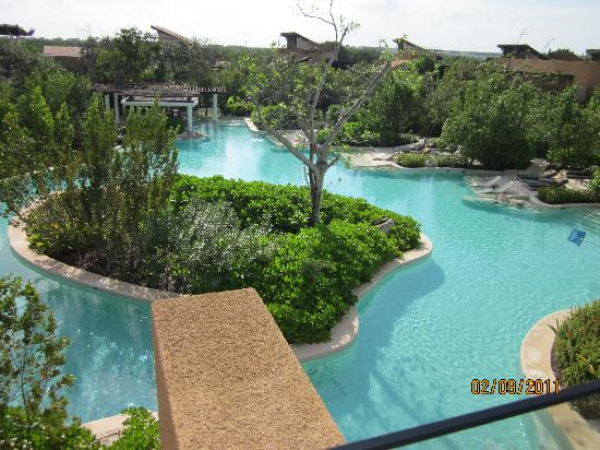 Banyan Tree Mayakoba: Main Pool