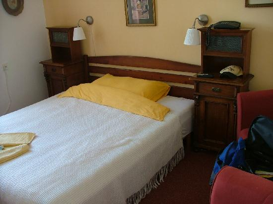 Lida Guest House: The bed