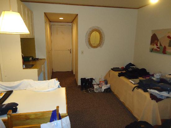 Soft Bariloche Hotel: Quarto