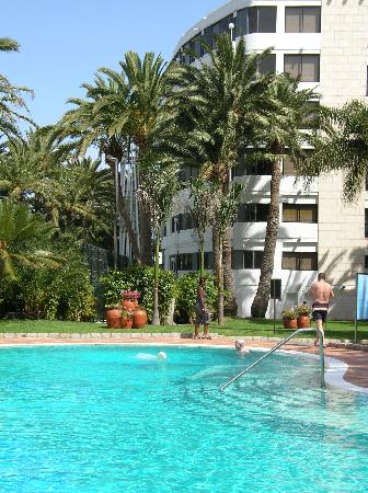 Seaside Palm Beach: Fantastic pool - suited for adults and older teenages