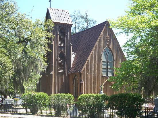 Barnwell, SC: Holy Apostles Episcopal Church