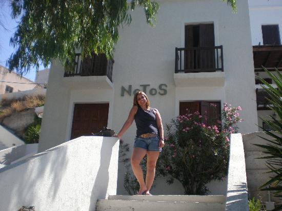 Villa Notos: My room is in the first floor