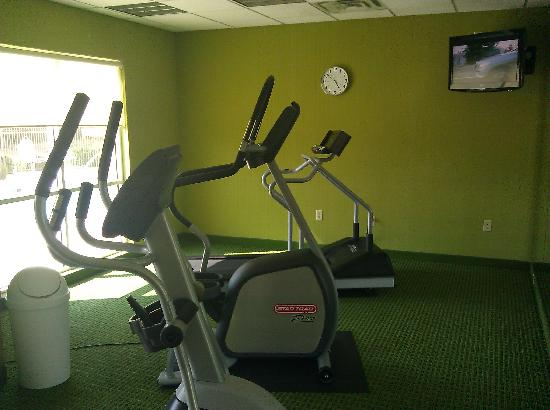 Fairfield Inn & Suites Killeen: Exercise Room