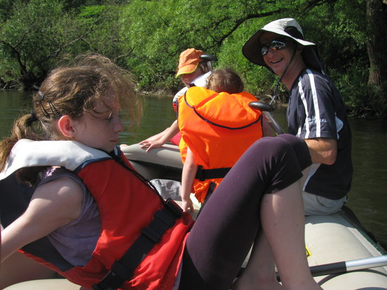 Rafting Ruzomberok