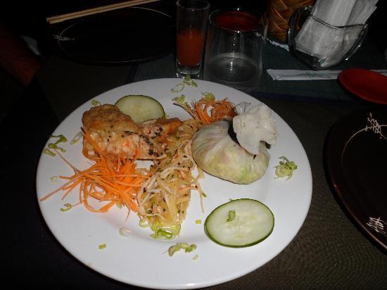 Pura Vida Sushi & roots bar: Dim-sum