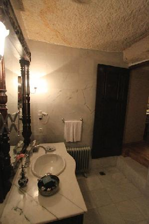Yunak Evleri: Banheiro 3
