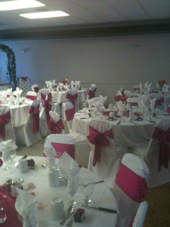 The Nest Grill: wedding