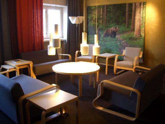 Hotel Helka: アアルト家具