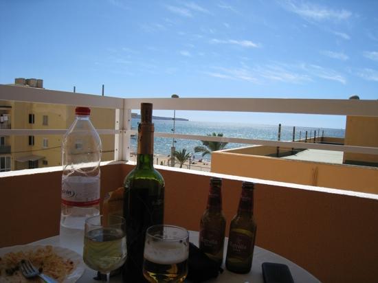 Pelopas Resort Apartments: balcone camera