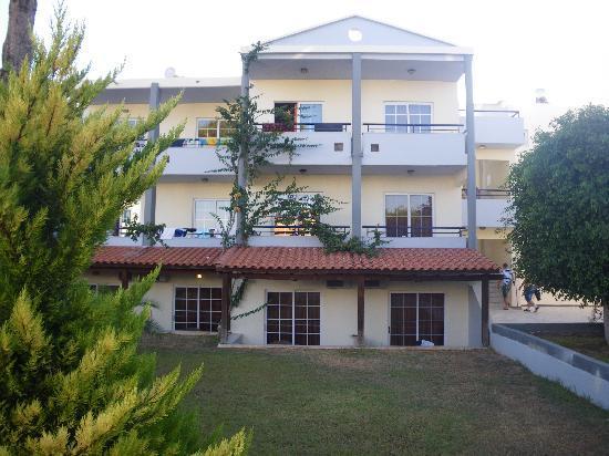 El Vita Apartments: Balkons