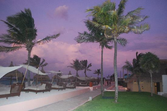 Club Med Cancun Yucatan: La plage et les palmiers