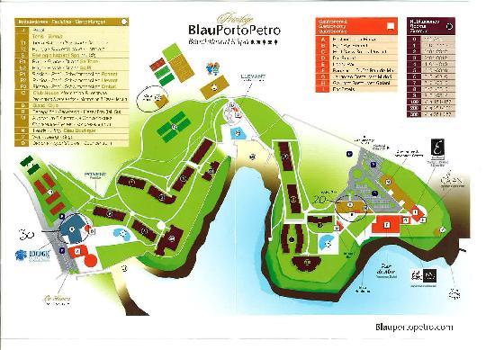 Rezeption Blau Privilege Portopetro Beach Resort Amp Spa