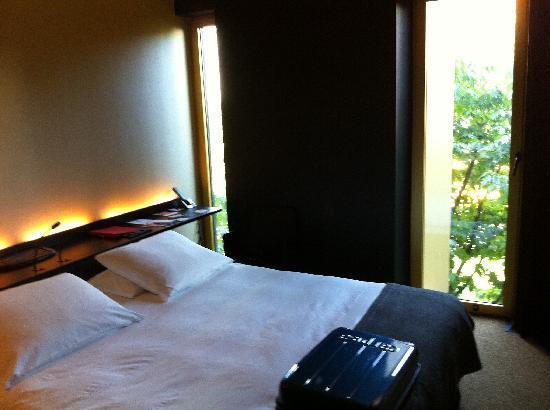 โรงแรมอาเซล เบอร์ลิน: doppelzimmer