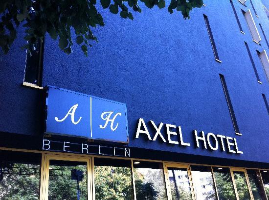 โรงแรมอาเซล เบอร์ลิน: aussenansicht
