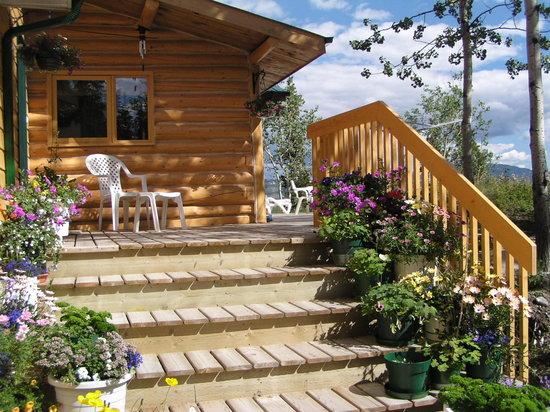 The Lodge at Lake Laberge