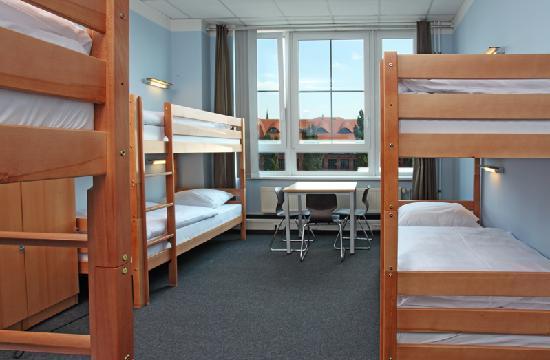 Industriepalast: dorm with 6 beds