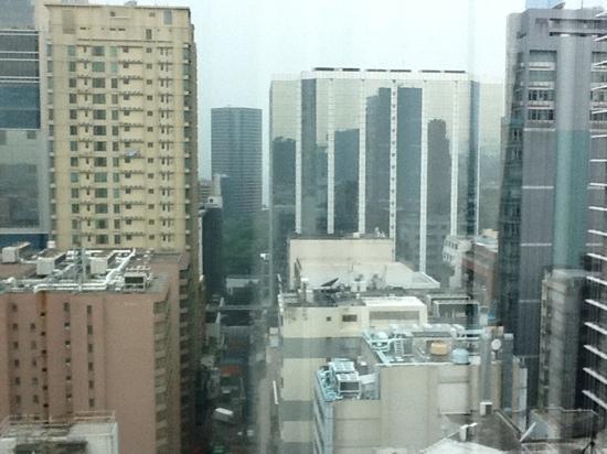 Empire Hotel Kowloon: Photo of Kowloon from Room