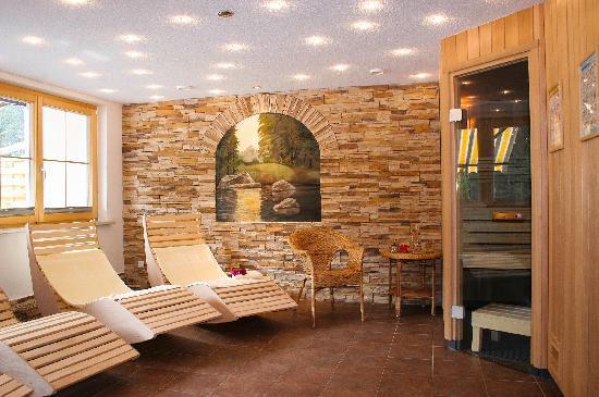Hotel Garni Ragaz: Wellnessbereich