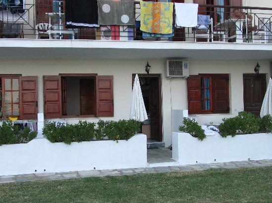 Vassilias Beach Apartments: il ns. monolcale