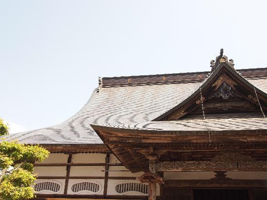 Chuson-ji Temple: 木造建築の美