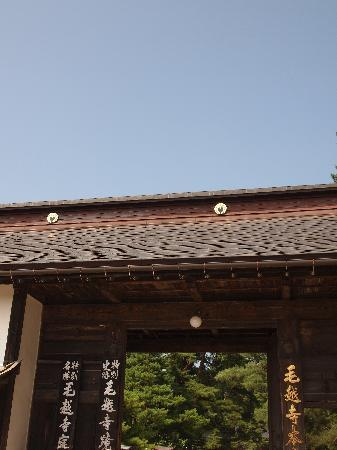 Motsu-ji Temple: もうつうじ
