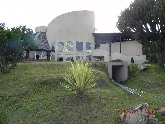 Mpata Safari Club: Restaurant View