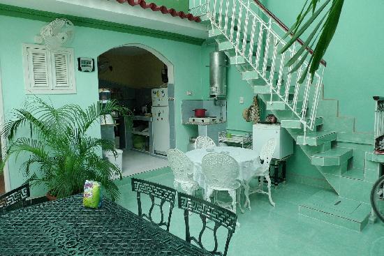 Casa Colonial 1715: Patio