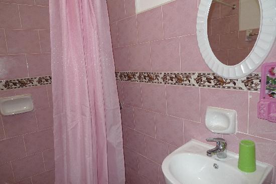 Casa Colonial 1715: Bathroom for the bedroom 3
