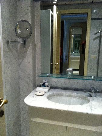 Hotel President Terme: bathroom