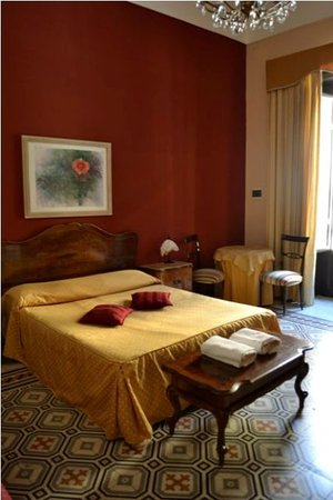 Bed and Breakfast Palermo Art: Camera