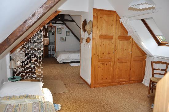 Moulin de Hard: ancora la stanza
